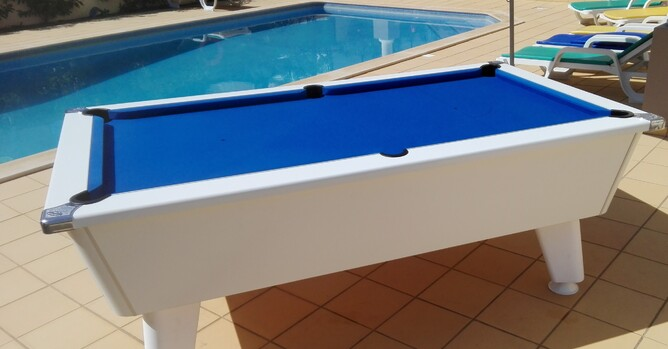 FJ North Lda New Pool Table Delivery Service Lisbon And Porto - Pool table delivery service